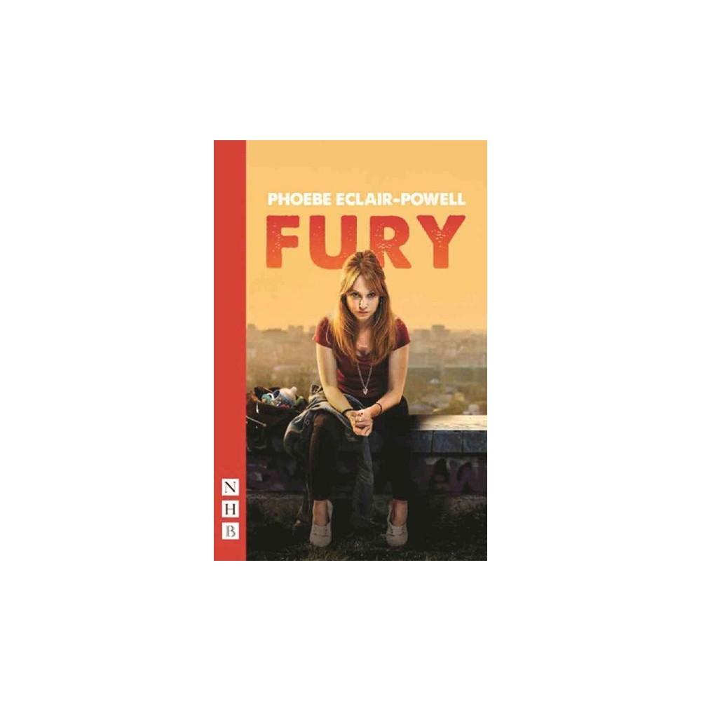 Fury (Paperback) (Phoebe Eclair-powell)