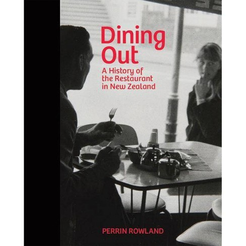 Dining Out - by  Perrin Rowland (Hardcover) - image 1 of 1