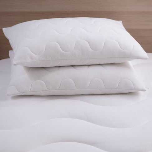 2pk Coolmax Pillow Protector - Allied Home - image 1 of 3
