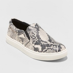 Women's Reese Printed Sneakers - A New Day™