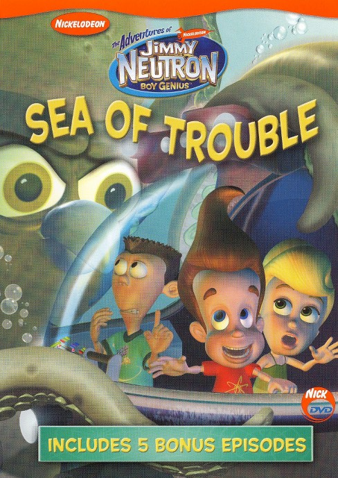 The Adventures of Jimmy Neutron, Boy Genius: Sea of Trouble - image 1 of 1