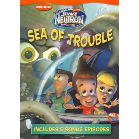 fd91a509d6e DVD The Adventures of Jimmy Neutron