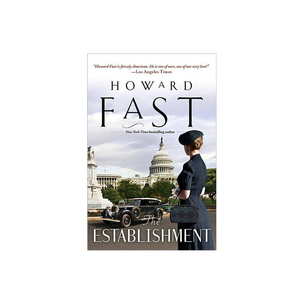 The Establishment By Howard Fast Paperback