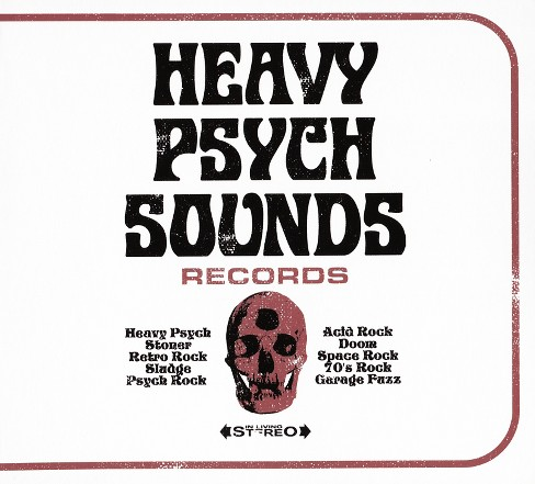 Various - Heavy Psych Sounds (CD) - image 1 of 1