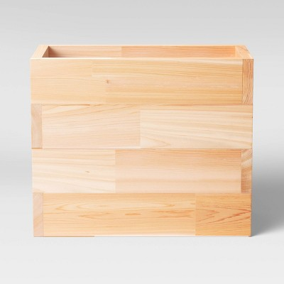 Rectangular Western Red Cedar Planter - Smith & Hawken™