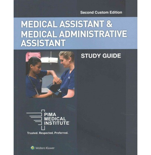 Pmi Study Guide for Lippincott Williams & Wilkins' Comprehensive Medical Assisting : Revised Lab Skills - image 1 of 1