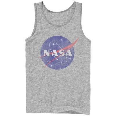 Men's NASA Logo Tank Top