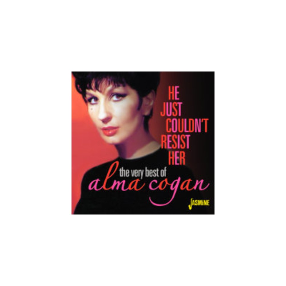Alma cogan - Very best of alma cogan/He just could (CD)