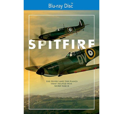 Spitfire:Plane That Saved The World (Blu-ray) - image 1 of 1