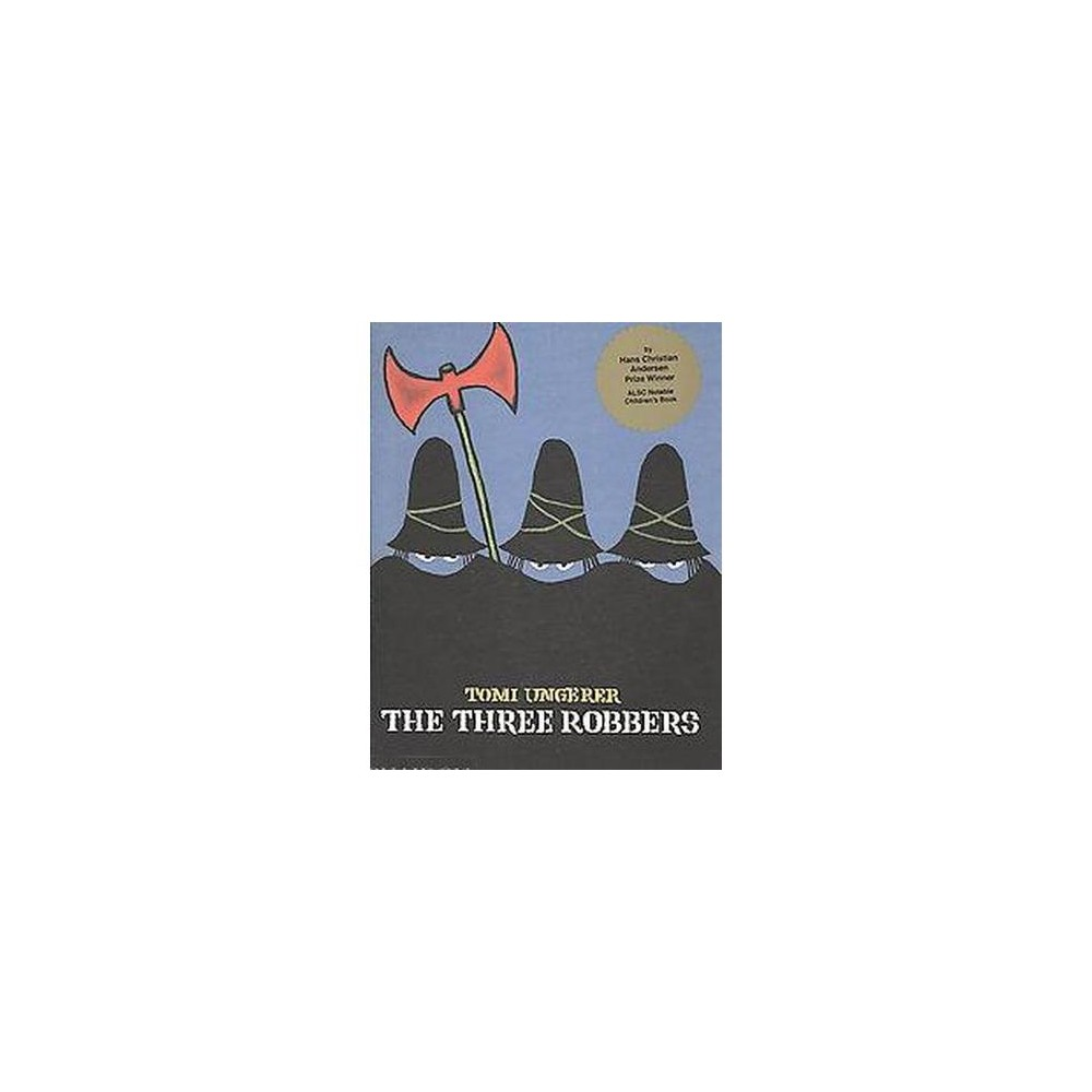 Three Robbers (Hardcover) (Tomi Ungerer)