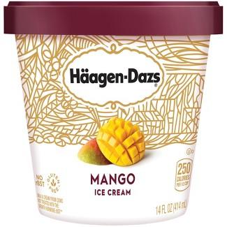 Haagen-Dazs® Destination Series Mango Ice Cream - 14oz
