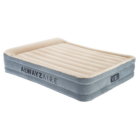Bestway® SleepEssence AlwayzAire Technology Double High Airbed with Internal AC Pump - Queen - image 1 of 6