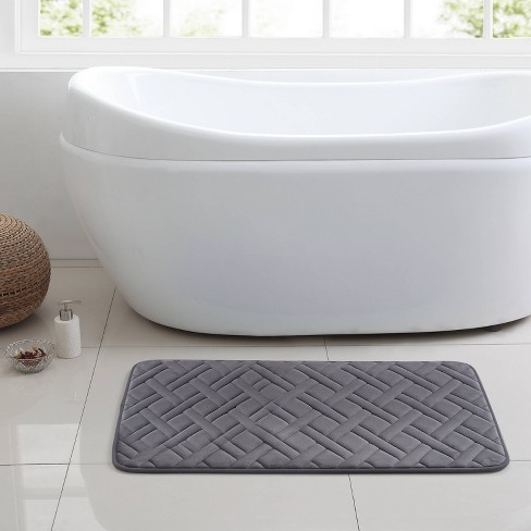 Lattice Bath Rug - VCNY - image 1 of 1