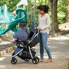 Graco Pace 2.0  Travel System with SnugRide Infant Car Seat - Oakton - image 3 of 4