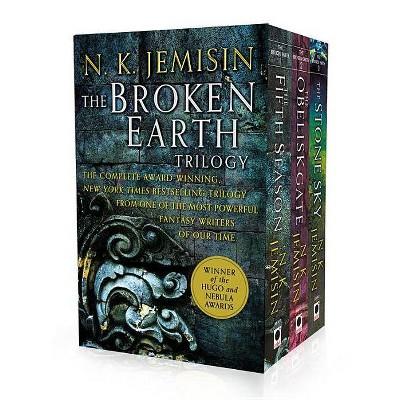 The Broken Earth Trilogy - by  N K Jemisin (Paperback)