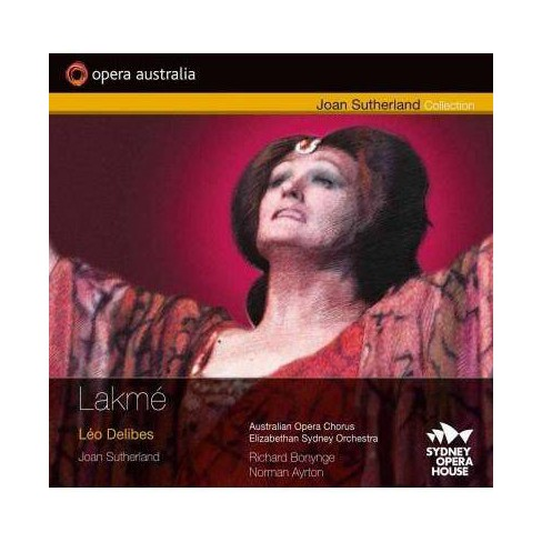 Joan Sutherland - Delibes: Lakme (CD) - image 1 of 1