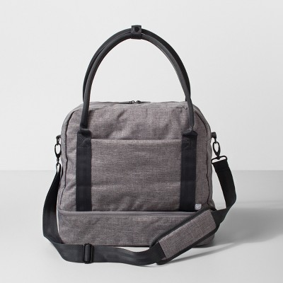Duffel Bag Heather Gray - Made By Design™
