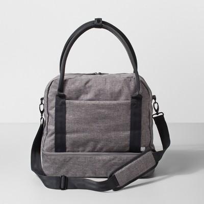 f7e6d72092 Duffel Bag Heather Gray - Made By Design™