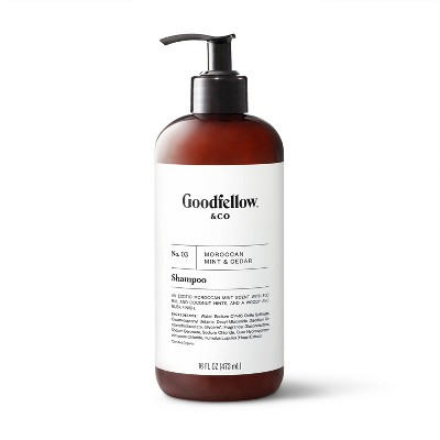 No.03 Moroccan Mint & Cedar Shampoo - 16 fl oz - Goodfellow & Co™
