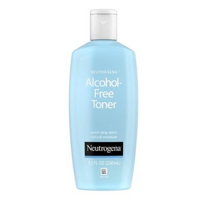 Neutrogena Alcohol-Free Toner- 8.5oz