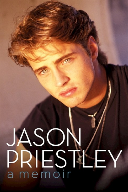 Jason Priestley: A Memoir (Hardcover) by Jason Priestley - image 1 of 1