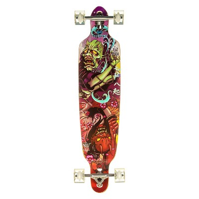 "Punisher Skateboards Oni 40"" Longboard Skateboard"