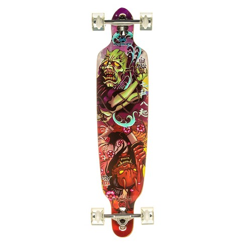 "Punisher Skateboards Oni 40"" Longboard Skateboard - image 1 of 4"