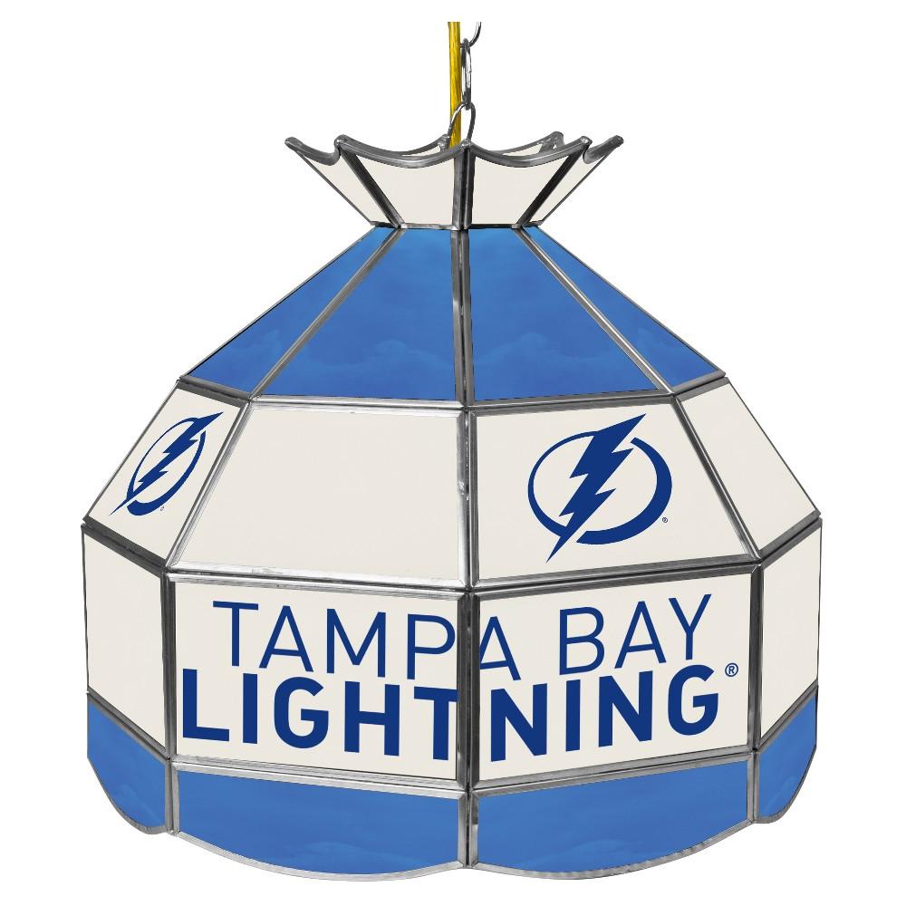 NHL Tampa Bay Lightning 16 Handmade Tiffany Style Lamp
