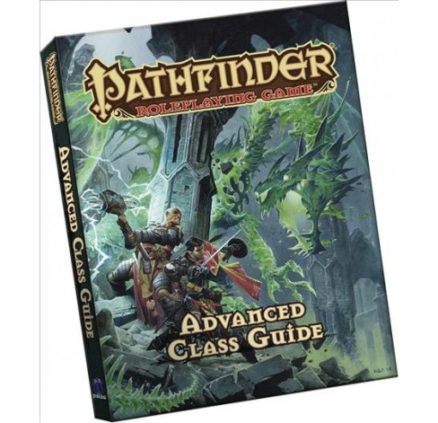 Pathfinder Roleplaying Game Advanced Class Guide -  (Paperback) - image 1 of 1