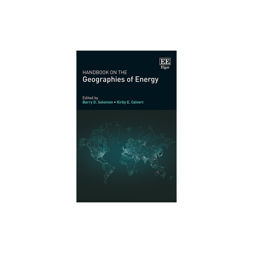 Handbook on the Geographies of Energy (Hardcover)