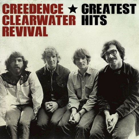 Creedence Clearwater Revival - Greatest Hits (CD) - image 1 of 1