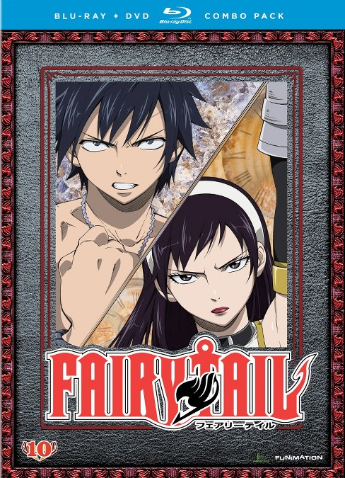Fairy tail:Part 10 (Blu-ray) - image 1 of 1