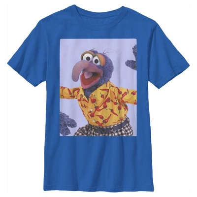 Boy's Disney Muppets Gonzo Chili Peppers T-Shirt