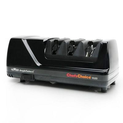 Chef'sChoice AngleSelect Diamond Hone Electric Knife Sharpener Black
