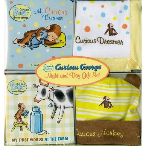 Curious Baby Curious George Night and Day Gift Set - by  H A Rey (Mixed media product) - image 1 of 1