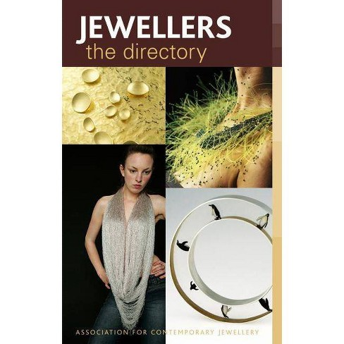 Jewellers Directory - by  Association For Contemporary Jewelers (Paperback) - image 1 of 1