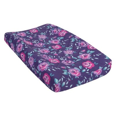 Trend Lab Changing Pad Cover - Floral