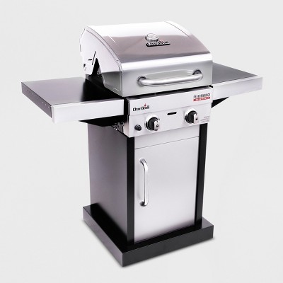 Char-Broil TRU-Infrared 2-Burner Gas Grill 463672419 - Silver