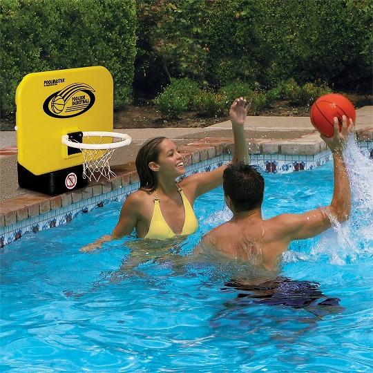 Poolmaster Junior Pro Poolside Basketball Game image number null