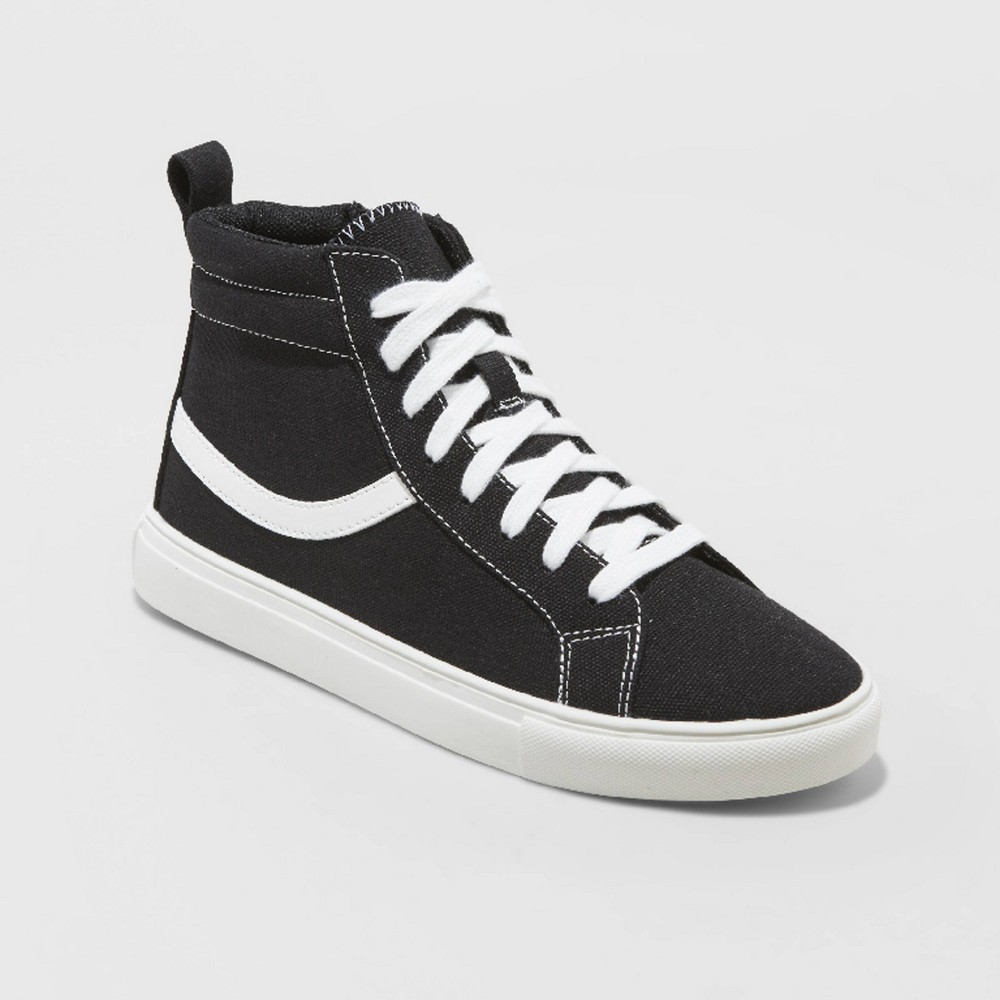 Women's Carissa Sneakers - Wild Fable Black 10