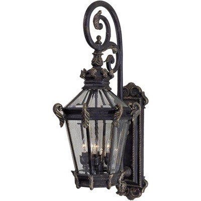 """Minka Lavery Stratford Hall Collection 33 1/2"""" High Outdoor Wall Light"""