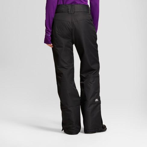 8faaddd3ca01 Women s Snowpants - Zermatt - Black   Target