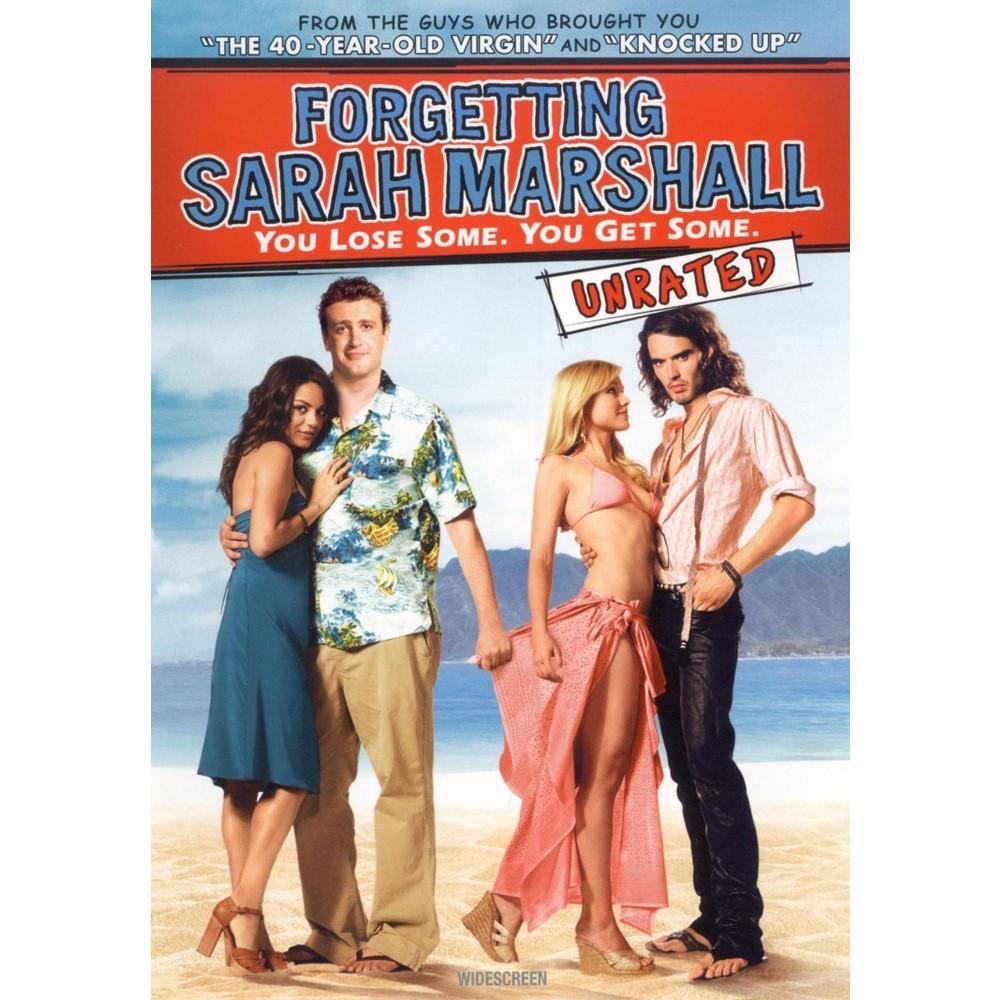 Forgetting Sarah Marshall Dvd