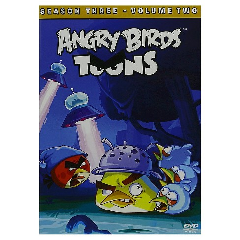 Angry Birds Toons Season 3 Volume 2 Dvd Target