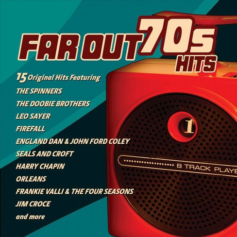 Various - Far out 70's hits:15 original hits of (CD) - image 1 of 1