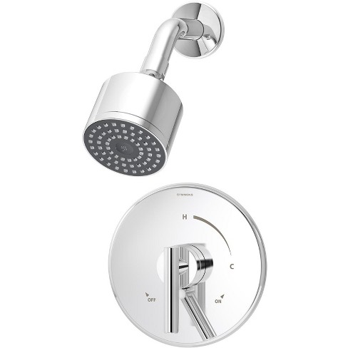 Symmons S-3501-CYL-B-1.5-TRM Dia Shower Only Trim Package - image 1 of 1