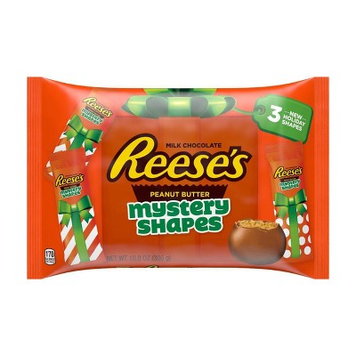 Reese's Holiday Mystery Shape Chocolates - 10.8 oz / 24ct