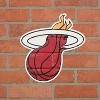 NBA Miami Heat Small Outdoor Logo Decal - image 2 of 3