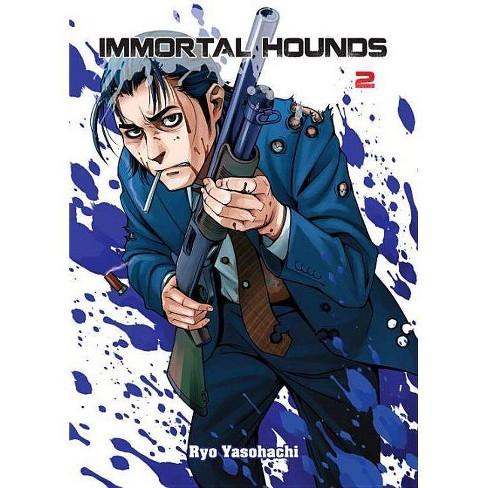 Immortal Hounds, Volume 2 - by  Ryo Yasohachi (Paperback) - image 1 of 1