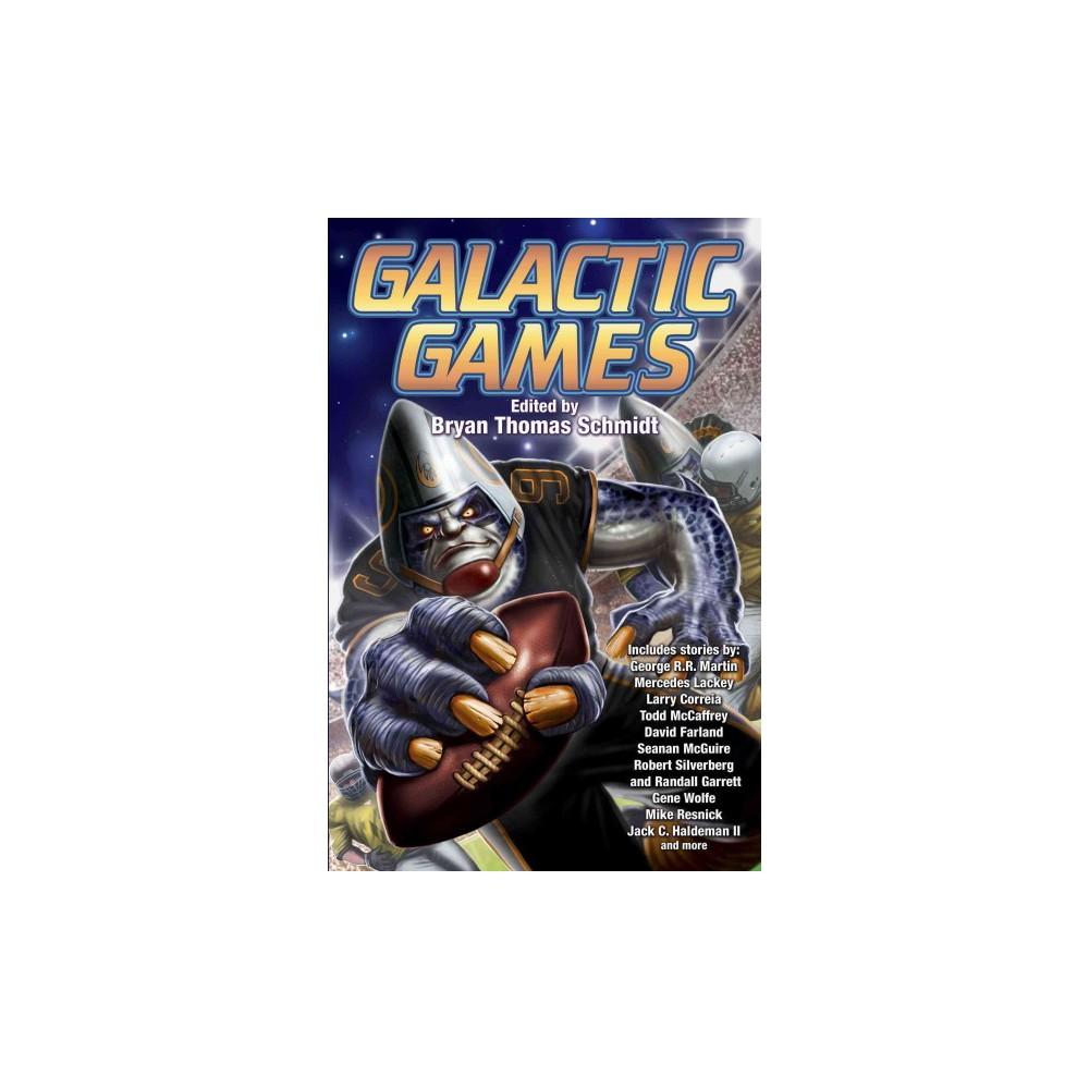 Galactic Games (Reissue) (Paperback)